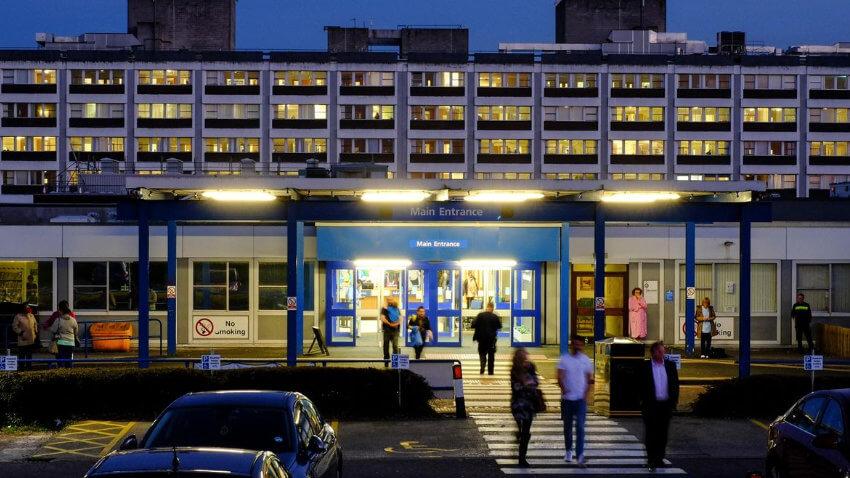 Royal Preston Hospital, Lancashire (VINCI Construction)